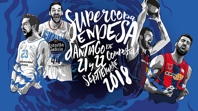 Cartel Supercopa 2018-19