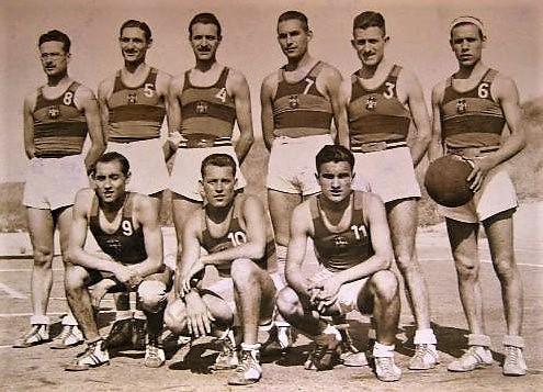 La primera Copa delFCBbasket